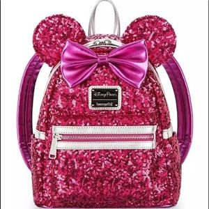 Imagination Pink Loungefly Backpack